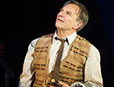 Brian Capron in The Smallest Show on Earth (photo Alastair Muir)